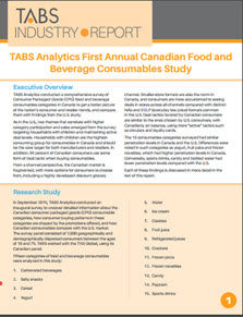 2015 Canadian Consumables Report