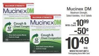Mucinex Ad