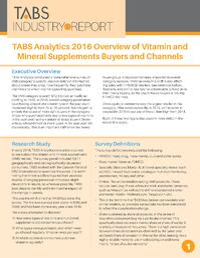 Vitamin Study White Paper