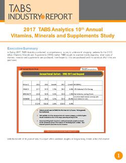 2017 VMS Study