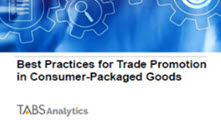 Best Practices for Trade Promotion in CPG