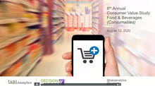 2020 TABS Food & Beverage Study Webinar