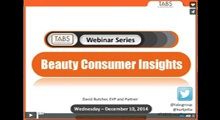 2014 Beauty Consumer Webinar - Part 1