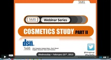 2014 Beauty Consumer Webinar - Part 2