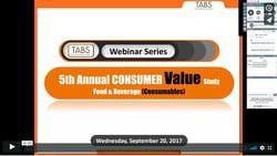 2017 Food & Beverage Webinar