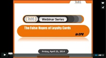 2014 Loyalty Cards Webinar
