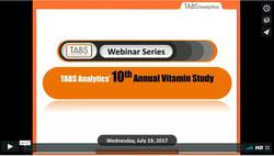 2017 VMS Study Webinar
