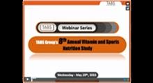 2015 Vitamin & Mineral Supplements Webinar