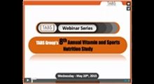 2015 Vitamin & Mineral Supplements Webinar