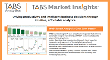 TABS Market Insights® Product Sheet