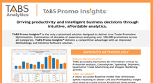 TABS Promo Insights™ Product Sheet
