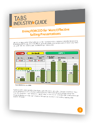 2018 TABS Fact Based Selling Guide