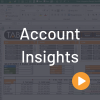 account insights